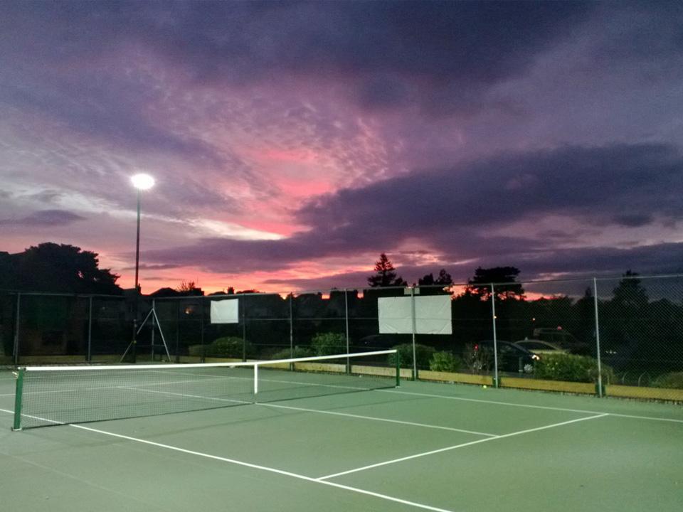 tennis park